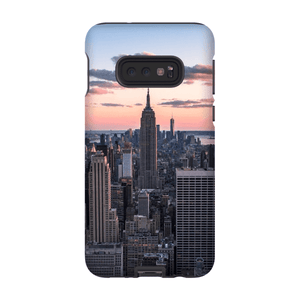 SMARTPHONE SHELL TOP OF THE ROCK Smartphone Case Hard Shell / Samsung Galaxy S10 Lite - Thibault Abraham