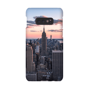 COQUE SMARTPHONE TOP OF THE ROCK Coque Smartphone Coque ultra fine / Samsung Galaxy S10 Lite - Thibault Abraham