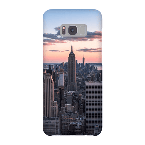 SMARTPHONE CASE TOP OF THE ROCK Smartphone Slim Case / Samsung Galaxy S8 Plus - Thibault Abraham