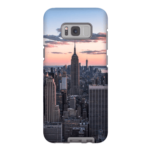 COQUE SMARTPHONE TOP OF THE ROCK Coque Smartphone Coque rigide / Samsung Galaxy S8 - Thibault Abraham