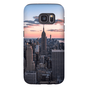 COQUE SMARTPHONE TOP OF THE ROCK Coque Smartphone Coque rigide / Samsung Galaxy S7 - Thibault Abraham