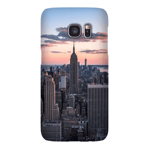 COQUE SMARTPHONE TOP OF THE ROCK Coque Smartphone Coque ultra fine / Samsung Galaxy S7 - Thibault Abraham