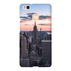 SMARTPHONE CASE TOP OF THE ROCK Smartphone  Slim Case / Huawei P9 Lite - Thibault Abraham