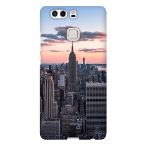 SMARTPHONE SHELL TOP OF THE ROCK Smartphone Case Ultra Thin Case / Huawei P9 - Thibault Abraham