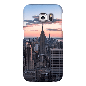 COQUE SMARTPHONE TOP OF THE ROCK Coque Smartphone Coque ultra fine / Samsung Galaxy S6 Edge - Thibault Abraham