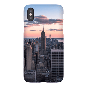 SMARTPHONE SHELL TOP OF THE ROCK Smartphone Case Ultra Thin Case / iPhone X - Thibault Abraham