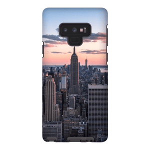 SMARTPHONE CASE TOP OF THE ROCK Smartphone Tough Case / Samsung Galaxy Note 9 - Thibault Abraham