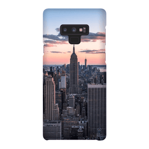 SMARTPHONE SHELL TOP OF THE ROCK Smartphone case Ultra slim case / Samsung Galaxy Note 9 - Thibault Abraham