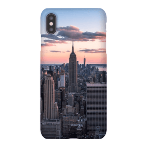 SMARTPHONE SHELL TOP OF THE ROCK Smartphone case Ultra thin case / iPhone XS Max - Thibault Abraham