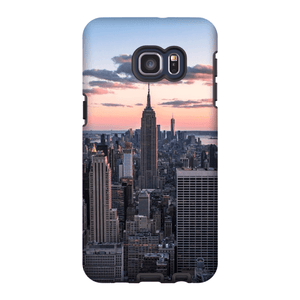 COQUE SMARTPHONE TOP OF THE ROCK Coque Smartphone Coque rigide / Samsung Galaxy S6 Edge Plus - Thibault Abraham