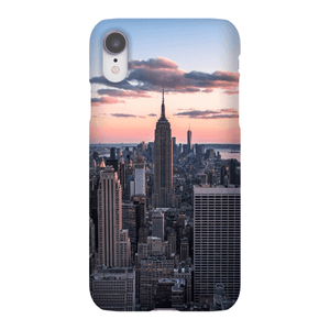 SMARTPHONE SHELL TOP OF THE ROCK Smartphone Case Ultra Thin Case / iPhone XR - Thibault Abraham