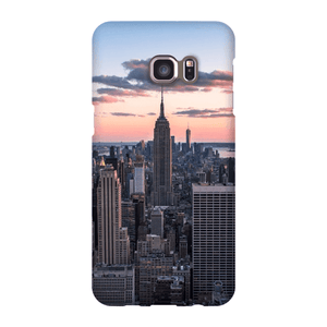 SMARTPHONE SHELL TOP OF THE ROCK Smartphone case Ultra slim case / Samsung Galaxy S6 Edge Plus - Thibault Abraham