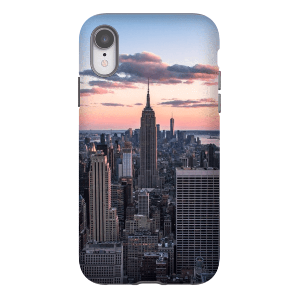 SMARTPHONE SHELL TOP OF THE ROCK Smartphone Case Hard Shell / iPhone XR - Thibault Abraham