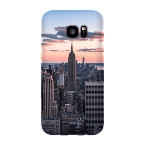 SMARTPHONE CASE TOP OF THE ROCK Smartphone Slim case / Samsung Galaxy S7 Edge - Thibault Abraham