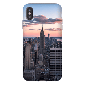 SMARTPHONE SHELL TOP OF THE ROCK Smartphone Case Hard Shell / iPhone XS Max - Thibault Abraham