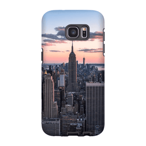 COQUE SMARTPHONE TOP OF THE ROCK Coque Smartphone Coque rigide / Samsung Galaxy S7 Edge - Thibault Abraham