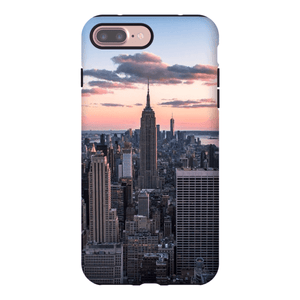 COQUE SMARTPHONE TOP OF THE ROCK Coque Smartphone Coque rigide / iPhone 7 Plus - Thibault Abraham