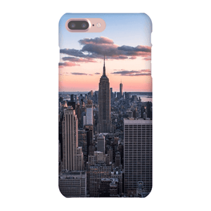 SMARTPHONE SHELL TOP OF THE ROCK Smartphone case Ultra slim case / iPhone 7 Plus - Thibault Abraham