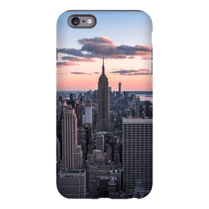 SMARTPHONE SHELL TOP OF THE ROCK Smartphone Case Hard Case / iPhone 6S Plus - Thibault Abraham