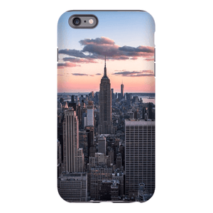 SMARTPHONE SHELL TOP OF THE ROCK Smartphone Case Hard Cover / iPhone 6 Plus - Thibault Abraham