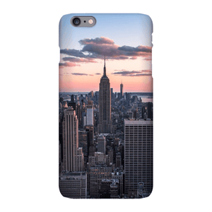COQUE SMARTPHONE TOP OF THE ROCK Coque Smartphone Coque ultra fine / iPhone 6 Plus - Thibault Abraham