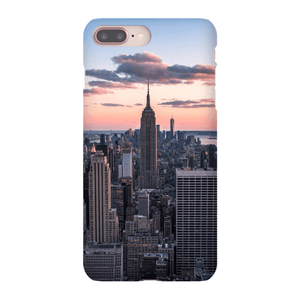 SMARTPHONE SHELL TOP OF THE ROCK Smartphone case Ultra slim case / iPhone 8 Plus - Thibault Abraham
