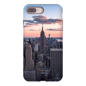 COQUE SMARTPHONE TOP OF THE ROCK Coque Smartphone Coque rigide / iPhone 8 Plus - Thibault Abraham