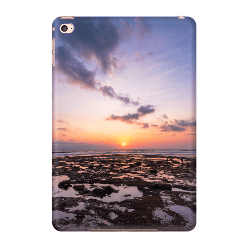 TABLET CASE BALI BEACH SUNSET iPad Mini 4 - Thibault Abraham