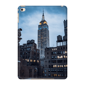 TABLET CASE EMPIRE STATE iPad Mini 4 - Thibault Abraham