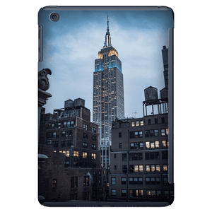 COQUE TABLETTE EMPIRE STATE Coque Tablette iPad Mini 1 - Thibault Abraham