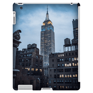 COQUE TABLETTE EMPIRE STATE Coque Tablette iPad 3/4 - Thibault Abraham