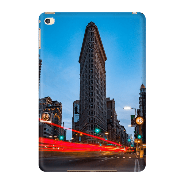 TABLET CASE FLAT IRON iPad Mini 4 - Thibault Abraham