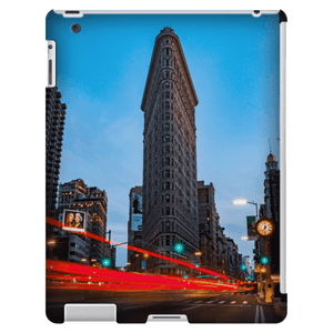 TABLET CASE FLAT IRON iPad 3/4 - Thibault Abraham