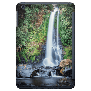 COQUE TABLETTE GITGIT WATERFALLS Coque Tablette iPad Mini 1 - Thibault Abraham