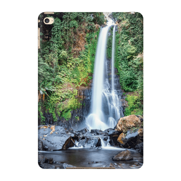 COQUE TABLETTE GITGIT WATERFALLS Coque Tablette iPad Mini 4 - Thibault Abraham
