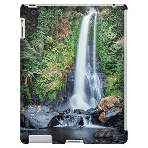 COQUE TABLETTE GITGIT WATERFALLS Coque Tablette iPad 3/4 - Thibault Abraham