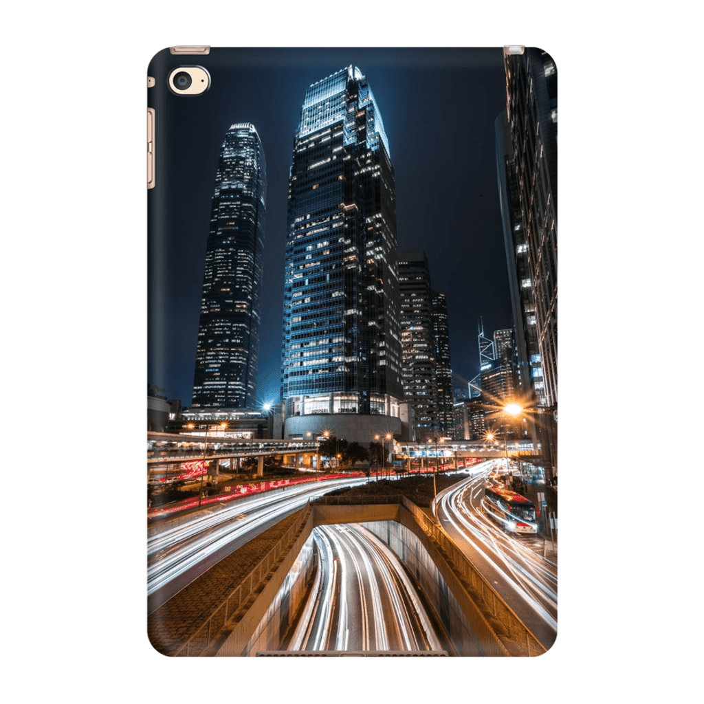 COQUE TABLETTE HYPERSPEED Coque Tablette iPad Mini 4 - Thibault Abraham