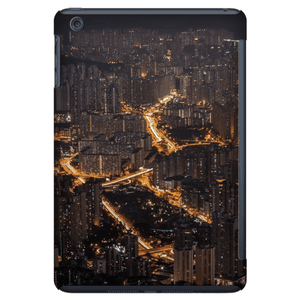 COQUE TABLETTE LION ROCK HILLS Coque Tablette iPad Mini 1 - Thibault Abraham