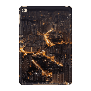 COQUE TABLETTE LION ROCK HILLS Coque Tablette iPad Mini 4 - Thibault Abraham