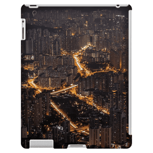 COQUE TABLETTE LION ROCK HILLS Coque Tablette iPad 3/4 - Thibault Abraham