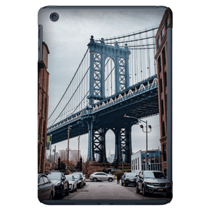 COQUE TABLETTE MANHATTAN BRIDGE Coque Tablette iPad Mini 1 - Thibault Abraham