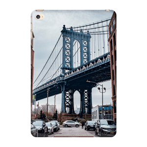TABLET CASE MANHATTAN BRIDGE iPad Mini 4 - Thibault Abraham