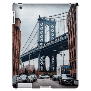 COQUE TABLETTE MANHATTAN BRIDGE Coque Tablette iPad 3/4 - Thibault Abraham