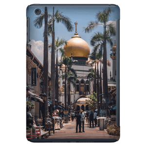 COQUE TABLETTE MASJID SULTAN Coque Tablette iPad Mini 1 - Thibault Abraham