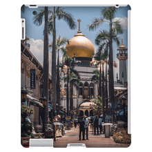 Download image in gallery, TABLET CASE MASJID SULTAN iPad 39/3 - Thibault Abraham