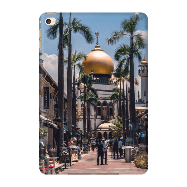 TABLET CASE MASJID SULTAN iPad Mini 4 - Thibault Abraham