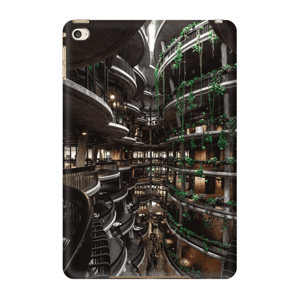 COQUE TABLETTE THE HIVE Coque Tablette iPad Mini 4 - Thibault Abraham