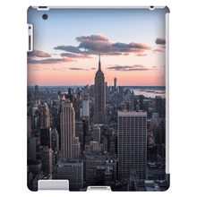 Download image in gallery, TABLET CASE TOP OF THE ROCK iPad 39/3 - Thibault Abraham