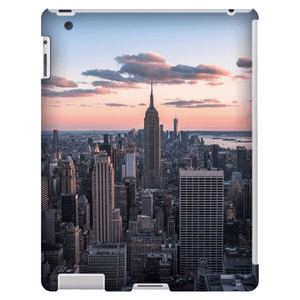 COQUE TABLETTE TOP OF THE ROCK Coque Tablette iPad 3/4 - Thibault Abraham