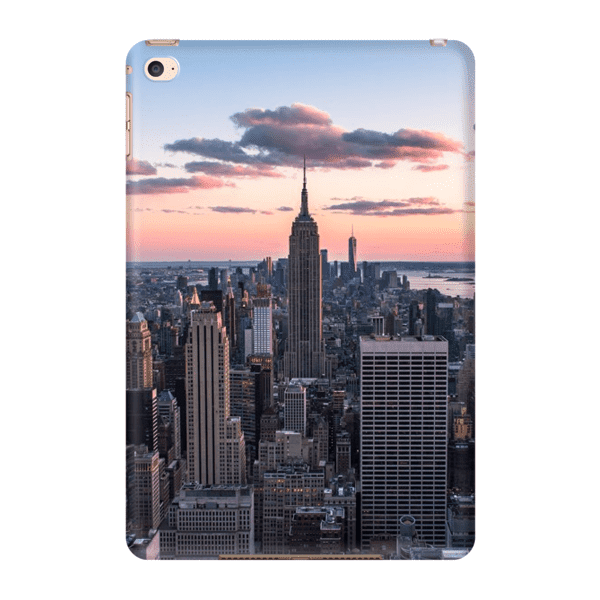 COQUE TABLETTE TOP OF THE ROCK Coque Tablette iPad Mini 4 - Thibault Abraham